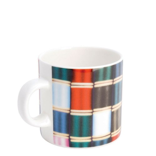 Eames Office Cotton Reels Espresso Cup