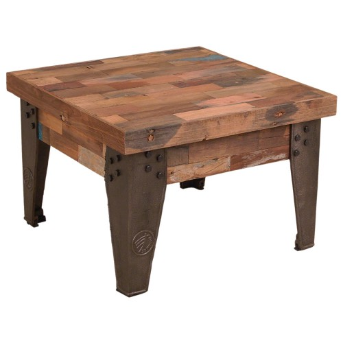 OH Industrial Recycled Boatwood Coffee Table